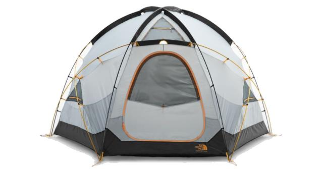 The North Face Northstar 4 Geodesic Tent