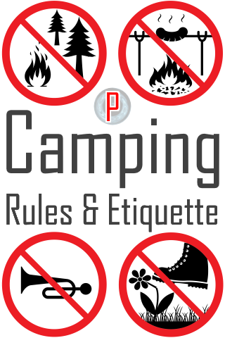 Camping Rules and Etiquette