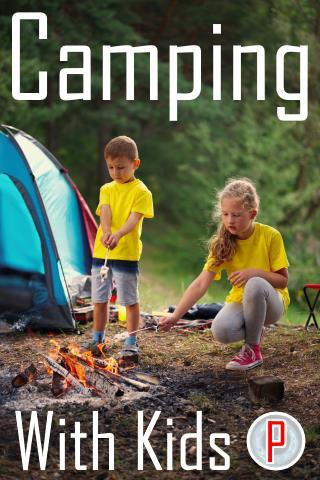 dacea4c4370f How to Prepare for a Camping Trip with the Kids (or grandkids ...